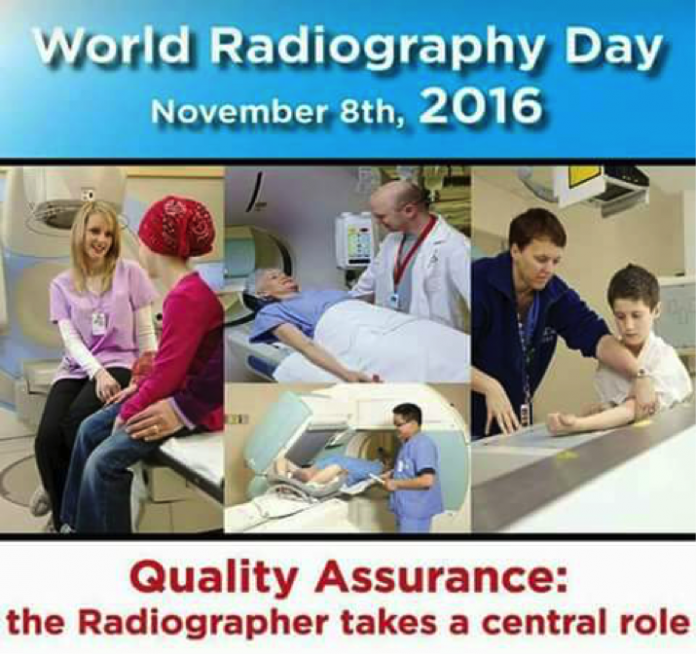 2016 WORLD RADIOGRAPHY DAY CELEBRATIONS ACROSS THE GLOBE