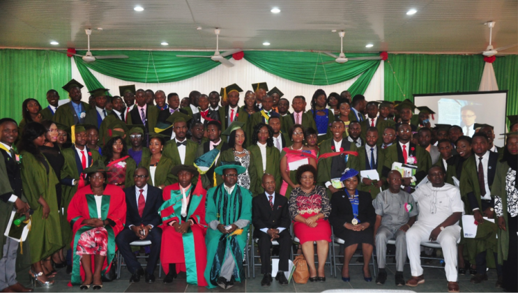 ER AWARD OF ACADEMIC EXCELLENCE – UNN 2017-3